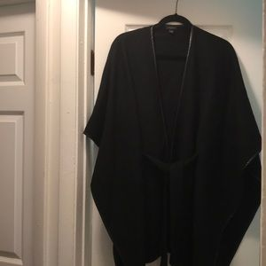 Ann Taylor Cape Coat